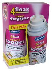 4Fleas Flea Fogger Twin Pack