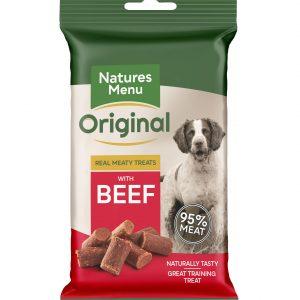 Real Meaty Beef Treats