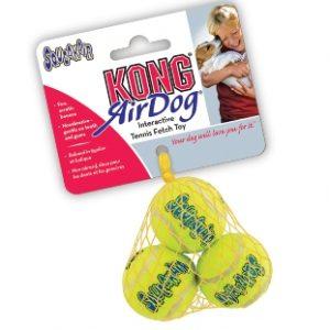 Airkong XSmall Squeaker Tennis Balls