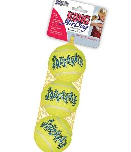 Airkong Medium Squeaker Tennis Balls