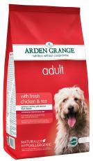 Arden Grange Adult Chicken & Rice 12kg
