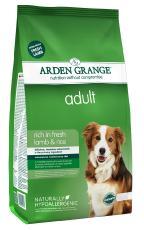 Arden Grange Adult Lamb & Rice 12kg