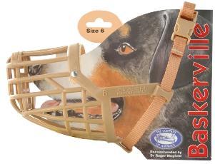 Baskerville Muzzle Size 4