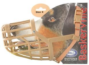 Baskerville Muzzle Size 6
