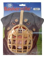 Baskerville Muzzle Size 3