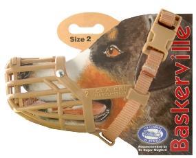 Baskerville Muzzle Size 5