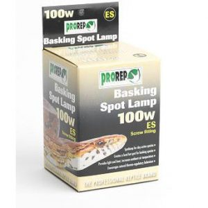 Basking Spot Lamp 100w Screw