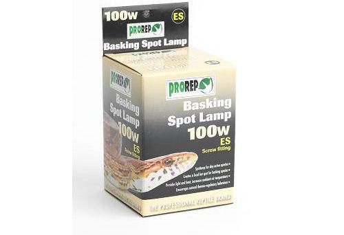 Basking Spot Lamp 100w Screw