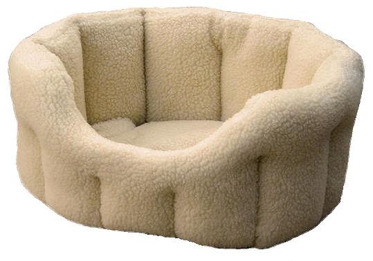 Cat Fleece Softee Bed