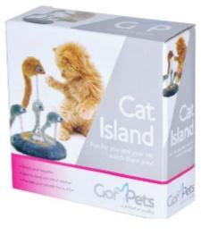 Cat Island Toy