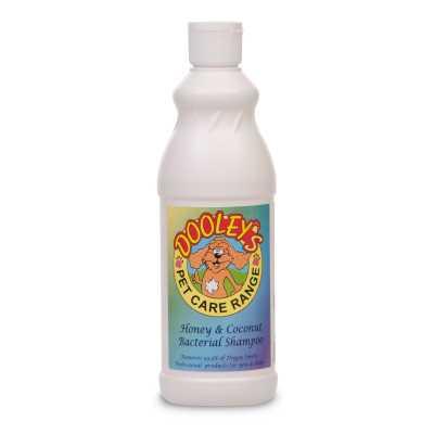 Dooley's Honey & Coconut Bacterial Dog Shampoo 500