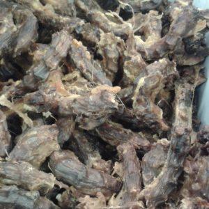 Dried Chicken Necks 250g
