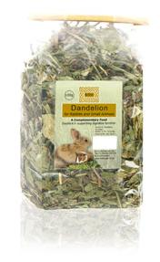 Dried Dandelion for Small Animals
