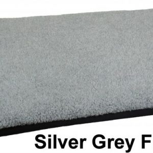 Duvet Silver Grey Fleece Small