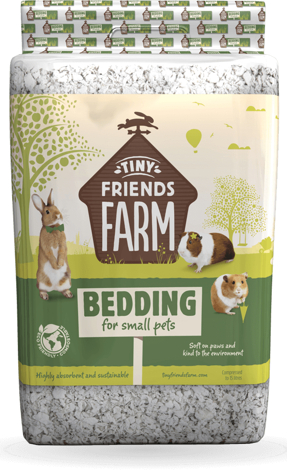 Tiny Friends Farm Eco Bedding