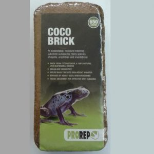 Expanding Coco Brick Substrate
