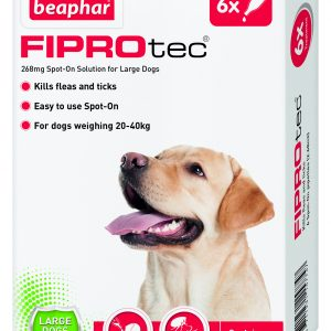 Fiprotec Flea treatment Large Dogs