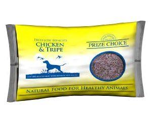 Frozen Free Flow Lamb & Chicken 2kg