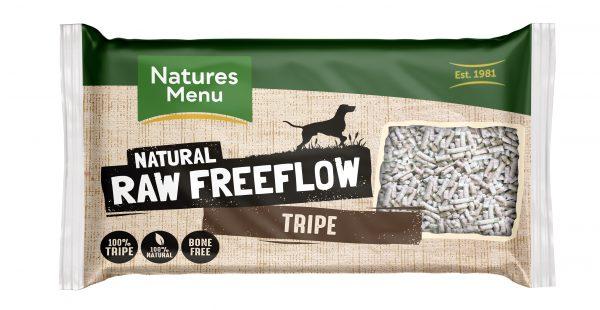 Frozen Free Flow Tripe 2kg