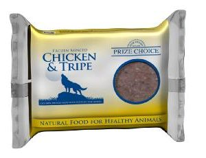 Frozen Minced Chick & Tripe 400g