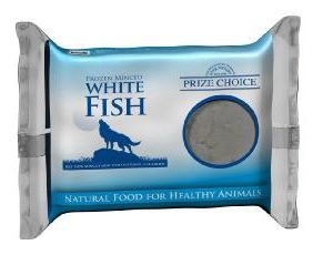 Frozen Minced White Fish 400g