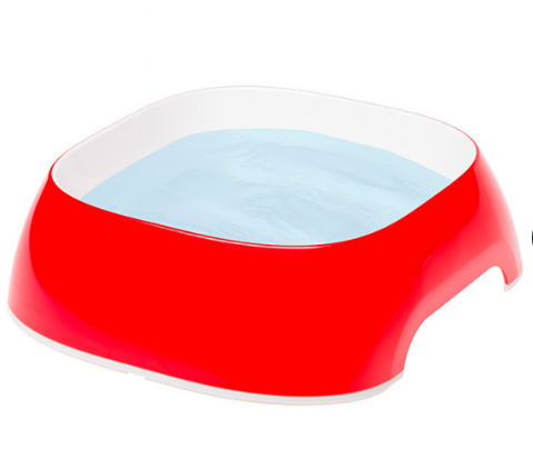 Glam Bowl Small Red