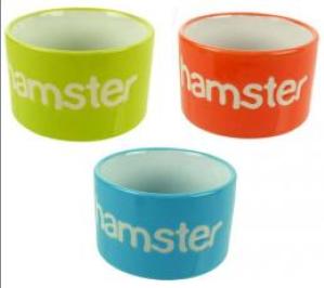 Hamster Bowl Ceramic