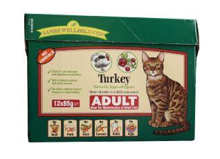 JWB Adult Pouch Turkey X12