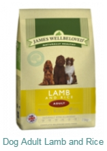 JW Dog Adult Lamb 15kg