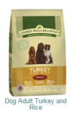 JW Dog Adult Turkey 15kg