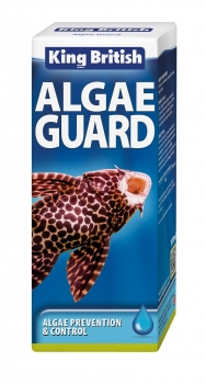 King British Aquarium Algae Guard 100ml