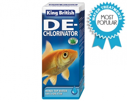 King British De-Chlorinator100ml