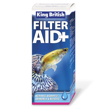 King British Filter Aid + 100ml
