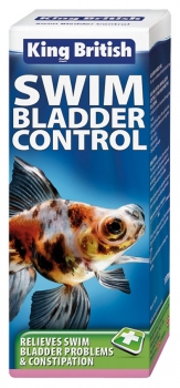 King British Swim Bladder Control 100m