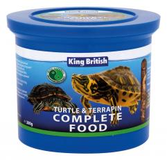 King British Turtle & Terrapin Food 80g
