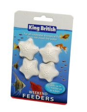 King British Weekend Fish Feed