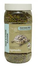 Komodo Tortoise Diet Fruit & Flower 340g