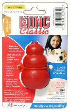 Kong Classic Red Small