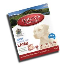 Nature's Harvest Lamb 395g