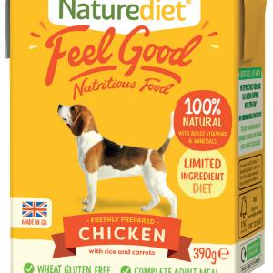 Naturediet Chicken 390g