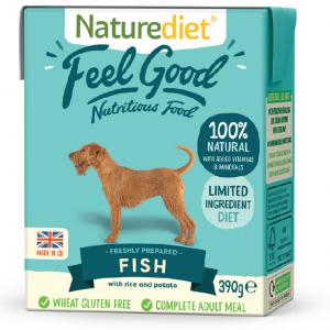 Naturediet Fish 390g