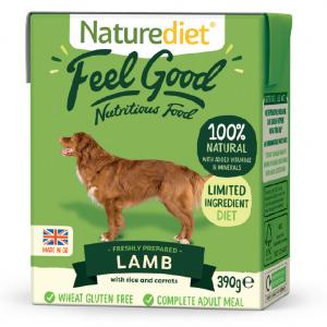 Naturediet Lamb 390g
