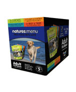 Natures Menu Dog Pouches Multi