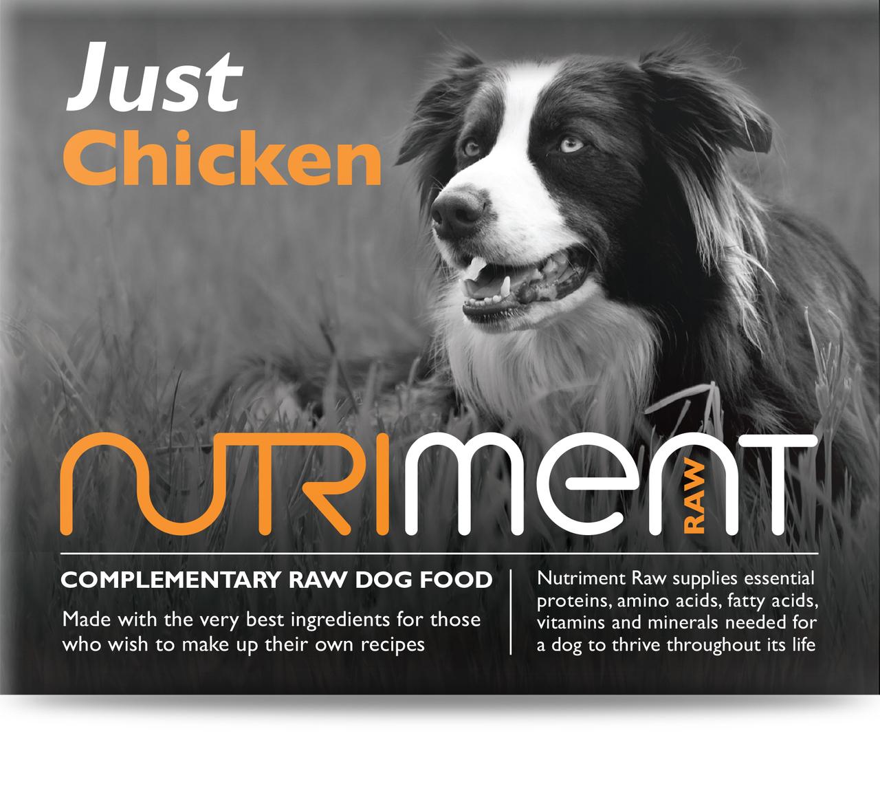 Nutriment Just Chicken 500g