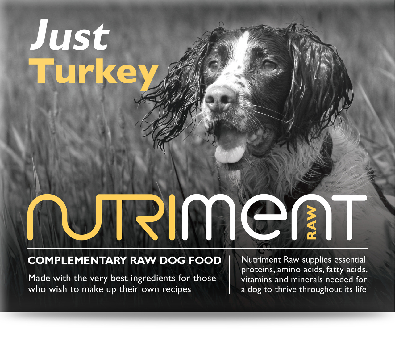 Nutriment Just Turkey 500g