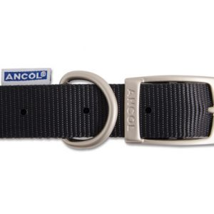 Nylon Collar Black 30cm