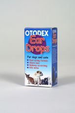 Otodex Ear Drops for Dogs & Cats