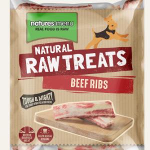 Raw Chews Beef Ribs