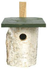 Silver Birch Nest Box 32mm hole