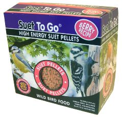 Suet to go Berry Pellets 3kg